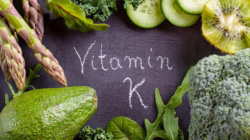 Poza Vitamina K – beneficii, doza si alimente recomandate