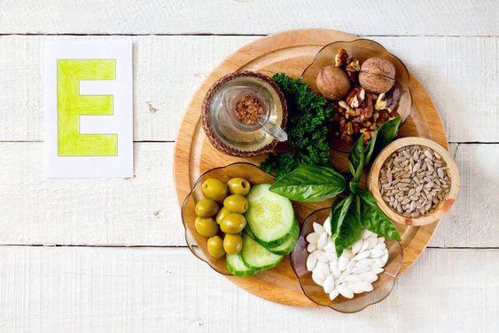 Poza Vitamina E – beneficii, rol si doza recomandata pentru sanatate