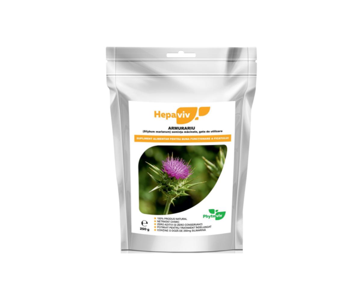 Hepaviv supliment organic 100% natural