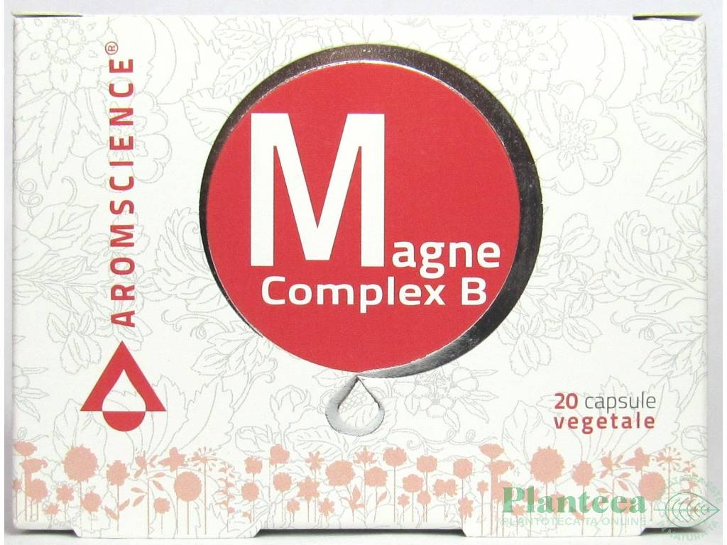 Magne complex B 20cps - AROM SCIENCE