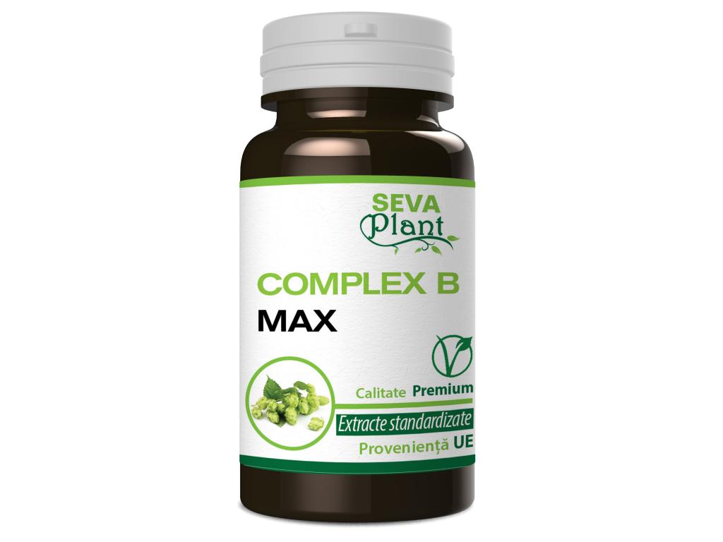 Complex B max 60cps - SEVA PLANT