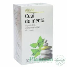 Ceai menta 20dz - ALEVIA