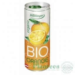Suc acidulat portocale 250ml - HOLLINGER