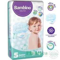 Scutece super comfort nr5 junior {11~25kg} 38b - BAMBINO