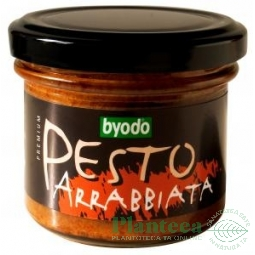 Pesto arrabbiata 100g - BYODO