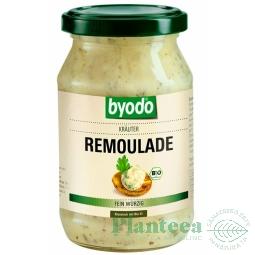 Sos Remoulade vegan 250ml - BYODO