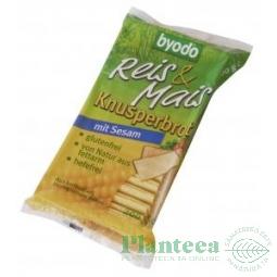 Paine crocanta orez porumb susan 200g - BYODO