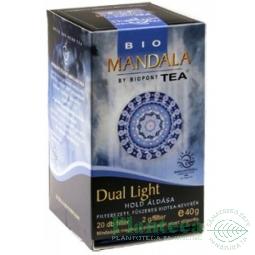 Ceai fructe mirodenii Dual Light 20dz - MANDALA