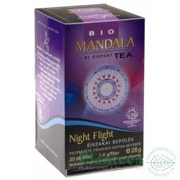 Ceai relaxant Night Flight 20dz - MANDALA