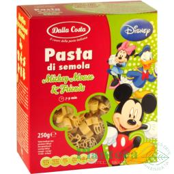 Paste mickey mouse albe grau 250g - DALLA COSTA