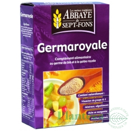 Granule germeni grau laptisor matca Germaroyale 200g - ABBAYE