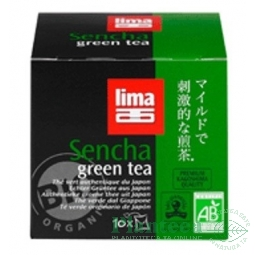 Ceai verde sencha japonez 10dz - LIMA