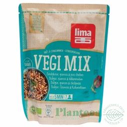Vegi Mix bulgur grau quinoa rosie naut 250g - LIMA