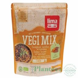 Vegi Mix bulgur grau linte tomate 250g - LIMA