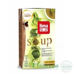 Supa legume verzi linte tamari 1L - LIMA