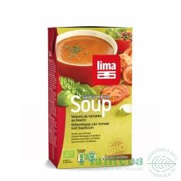 Supa crema rosii busuioc 1L - LIMA