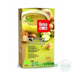 Supa crema ciuperci 1L - LIMA