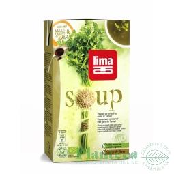 Supa crema patrunjel mei tamari 1L - LIMA