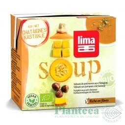 Supa crema dovleac castane 500ml - LIMA
