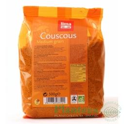Cuscus grau integral 500g - LIMA