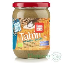 Pasta susan integral Tahini sare mare bio 500g - LIMA