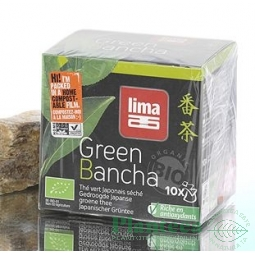 Ceai verde bancha japonez 10dz - LIMA