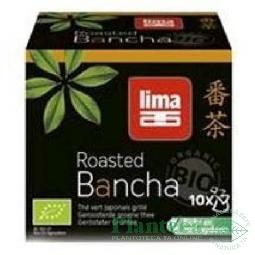 Ceai verde bancha japonez prajit 10dz - LIMA