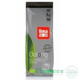 Ceai verde oolong japonez 75g - LIMA
