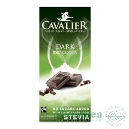 Ciocolata neagra 85%cacao 85g - CAVALIER