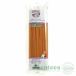 Paste spaghete grau integral 500g - IRIS BIO