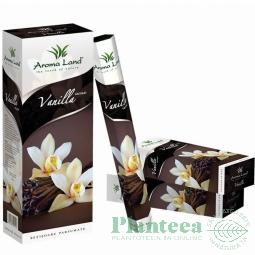 Betisoare parfumate Vanilla 20b - AROMA LAND