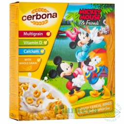 Inele cereale miere Disney Dory 225g - CERBONA