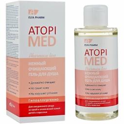 Gel dus delicat purificator piele atopica AtopiMed 150ml - ELFA PHARM