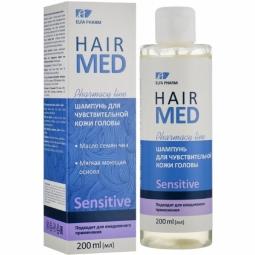 Sampon scalp sensibil ulei chia HairMed 200ml - ELFA PHARM