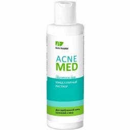 Apa micelara probleme ten tendinta acneica AcneMed 200ml - ELFA PHARM