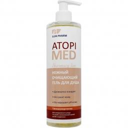 Lapte emolient piele atopica AtopiMed 400ml - ELFA PHARM