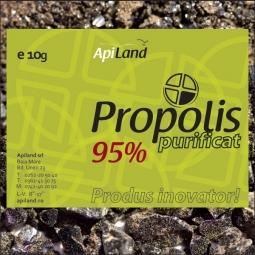 Propolis brut 10g - APILAND