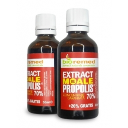 Extract moale propolis 70% 50ml - BIOREMED
