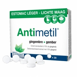 AntiMetil extract ghimbir 30cp - TILMAN