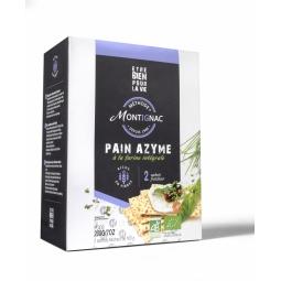Paine azima grau integral 200g - MONTIGNAC