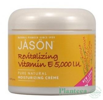 Crema fata antirid vitamina E 120g - JASON