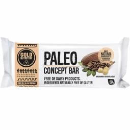 Baton concept Paleo macadamia cacao 50g - GOLD NUTRITION