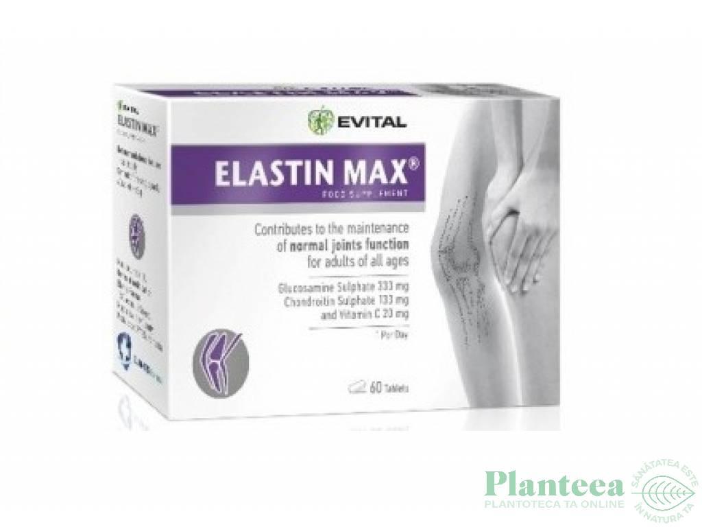 Elastin max 60cp - EVITAL