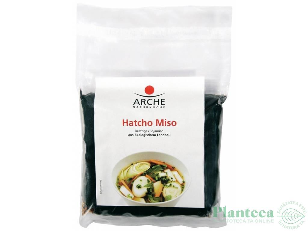 Pasta soia Hatcho miso 300g - ARCHE NATURKUCHE