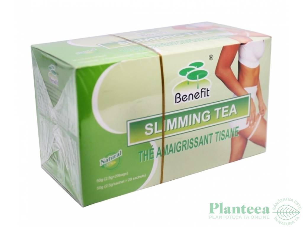 slimming beneficii de ceai)