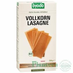 Paste lasagna integrale grau 250g - BYODO