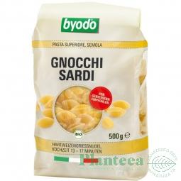 Paste gnocchetti sardi grau semola 500g - BYODO