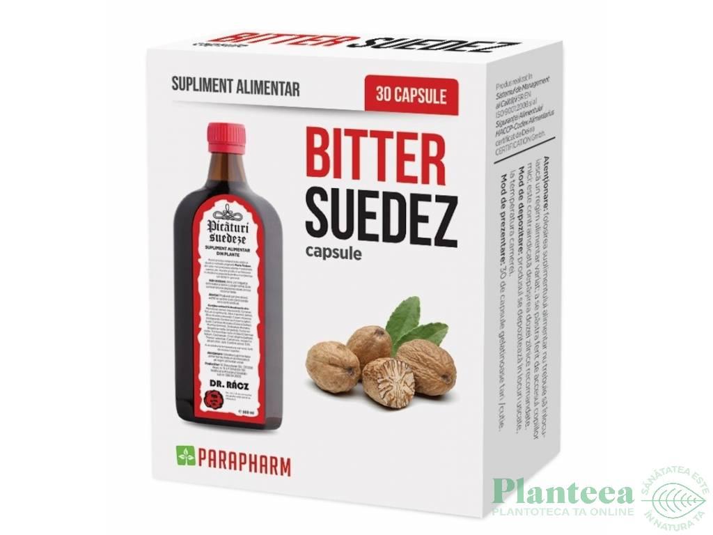 Pachet Bitter Bano {1+1} 30cps - PARAPHARM