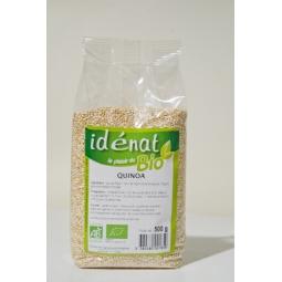 Quinoa alba boabe 500g - IDENAT