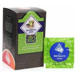Ceai verde chinezesc piramide 15dz - FLORAPHARM